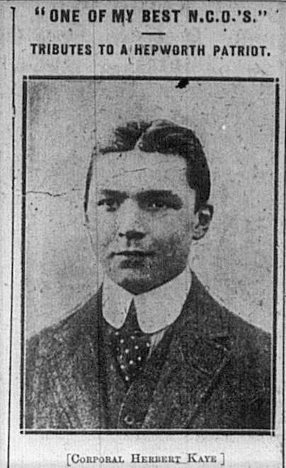 Herbert Kaye