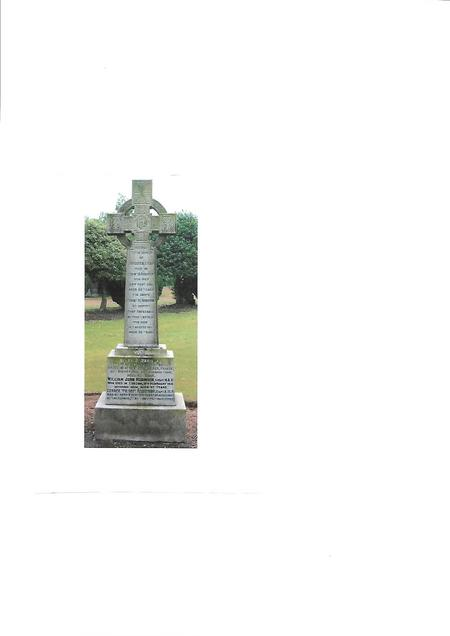 Linlithgow Cemetery Memorial