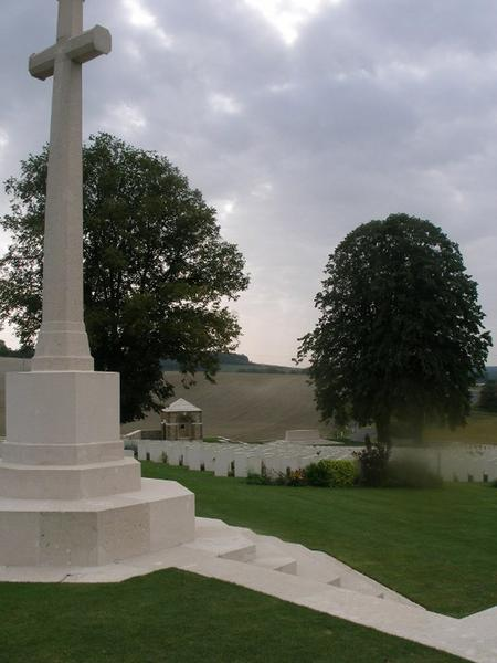 Marfaux British Cemetery, Marne, France 3
