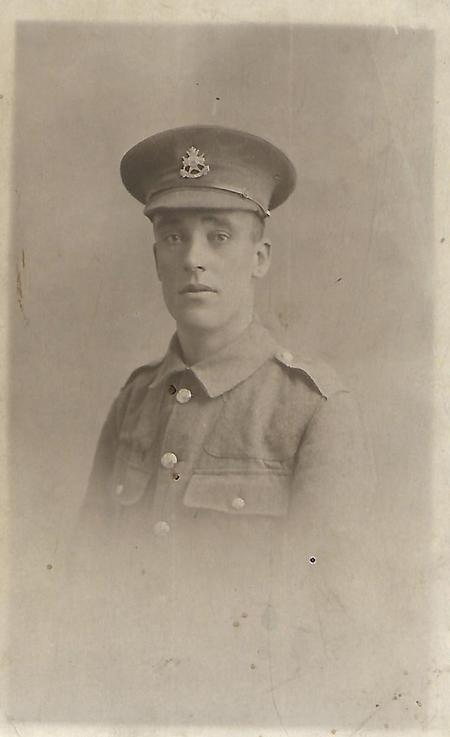 Profile picture for George William Hancock