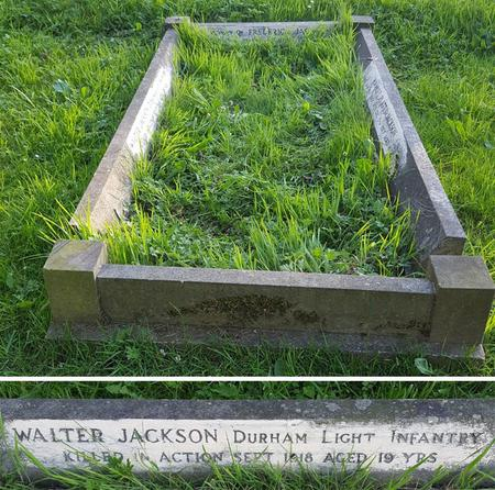 Profile picture for Walter Jackson