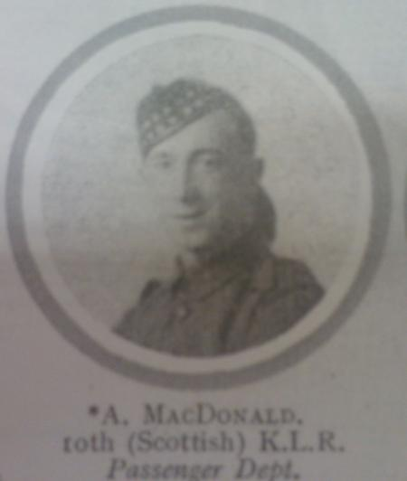 Profile picture for Angus Montt Macdonald