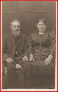 Harry's parents, Robert and Margaret Sutherland