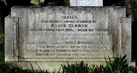 Profile picture for James Burford Clarke