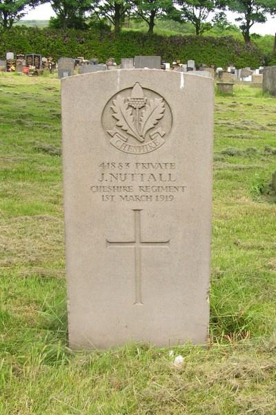 IWGC Headstone