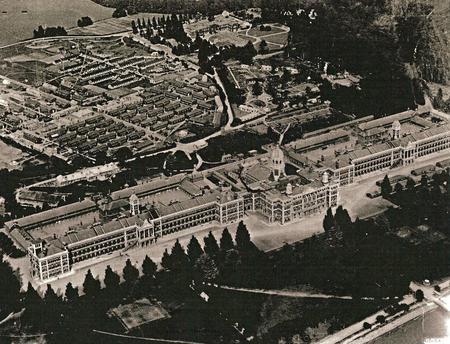 Royal Victoria Hospital Netley 18-21 Sep 1917