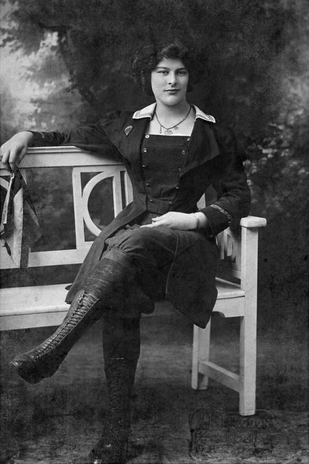 Profile picture for Elizabeth 'dolly' Mariam Shepherd, Later Sedgwick