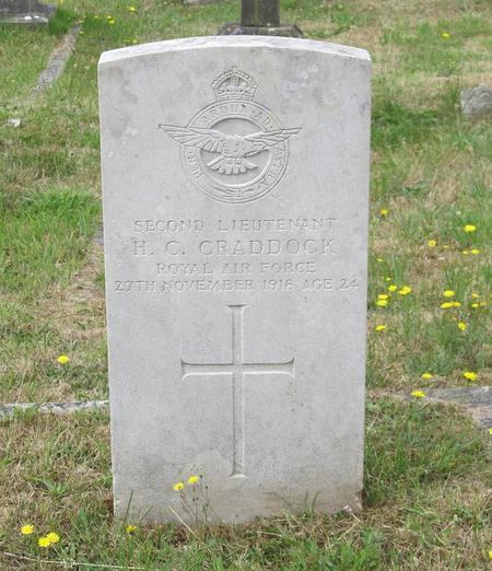 Profile picture for Herbert Or Hubert Charles Craddock
