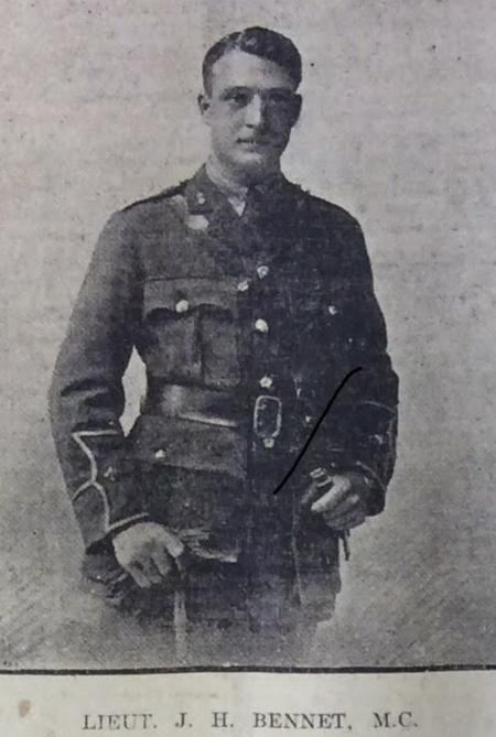 Profile picture for James Hampton Bennet