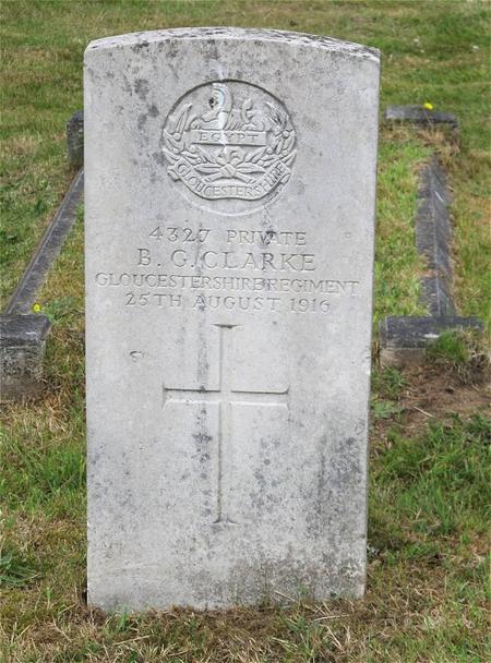 Profile picture for Benjamin George Clarke