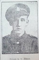 Profile picture for George V Jones