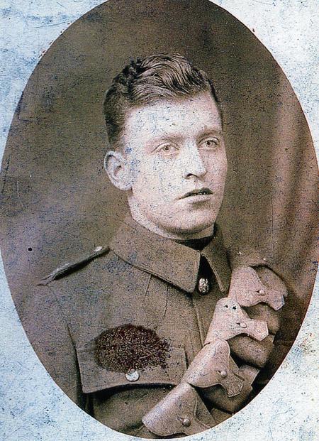 Profile picture for Alfred Ernest Jordan