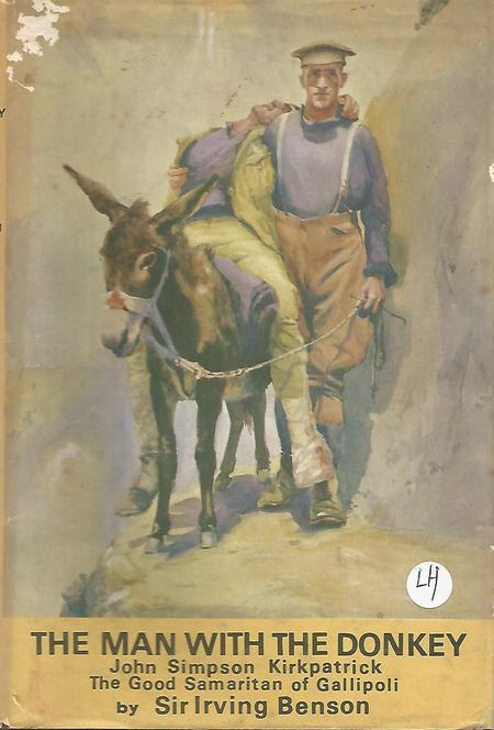The Man With The Donkey by Sir Irving Benson.