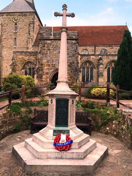 Mayfield War Memorial