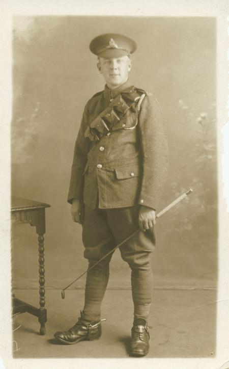 Profile picture for Arthur Hackett