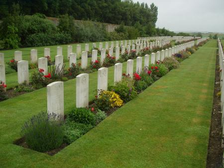 Terlincthun British Cemetery, Wimille 2