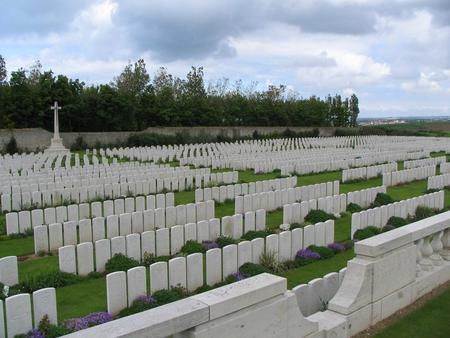 Terlincthun British Cemetery, Wimille 5