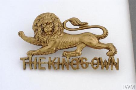 King's Own Royal Regiment (Lancaster)