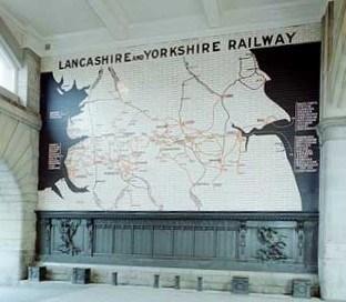 Lancashire and Yorkshire Railway War Memorial