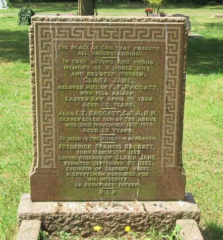 Grave in Tewkesbury