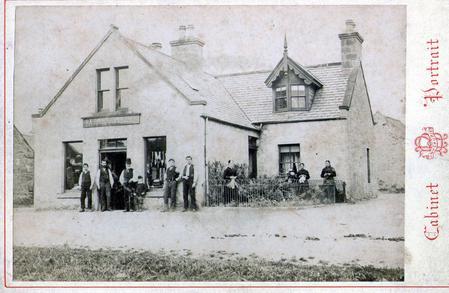 George Moir Tailor's Shop