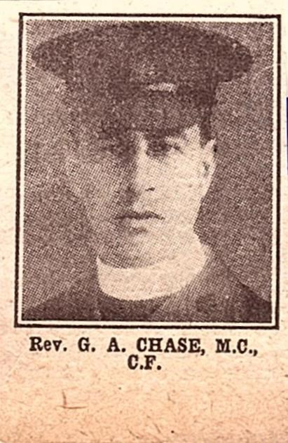 Profile picture for Rev George Armitage Chase