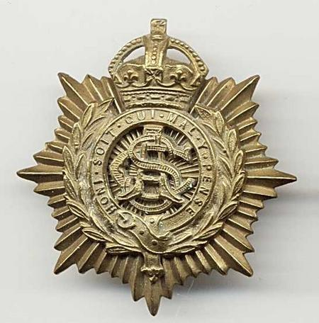 ASC cap badge