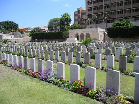 Alexandria (Chatby) Military And War Memorial Cem