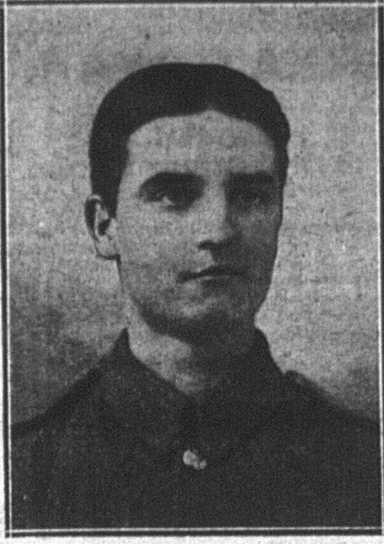 Pte Albert Helm