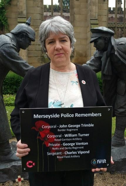 Merseyside Police Remembers