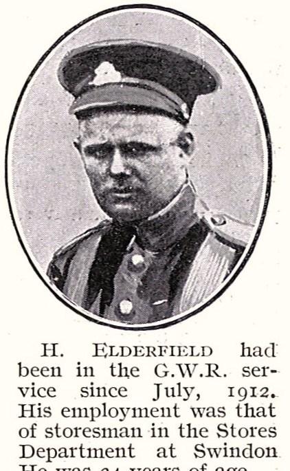 Profile picture for Harry Elderfield