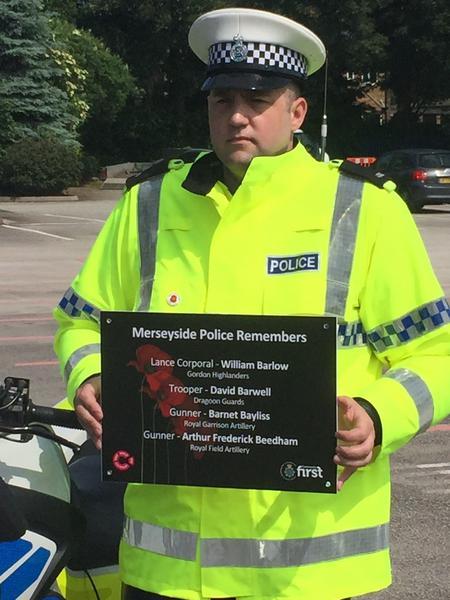 Merseyside Police Remebers
