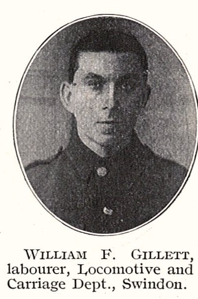 Profile picture for William Francis Gillett