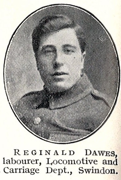 Profile picture for Reginald Dawes