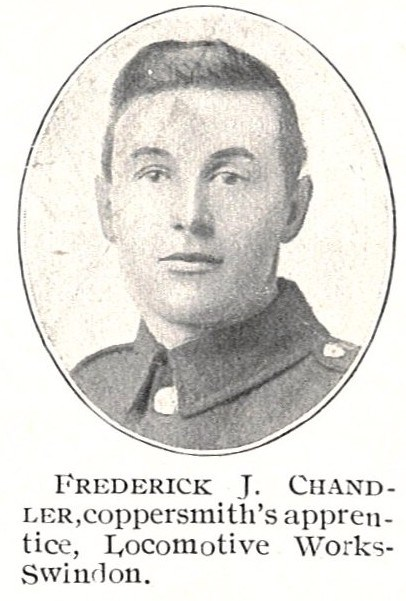 Profile picture for Frederick James Chandler