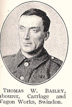 Profile picture for Thomas William Bailey