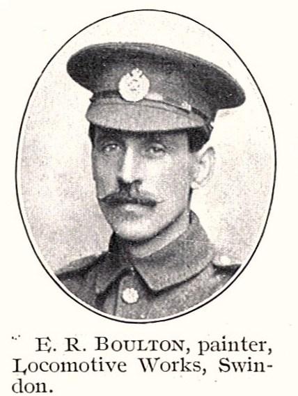 Profile picture for Ernest Rice Boulton