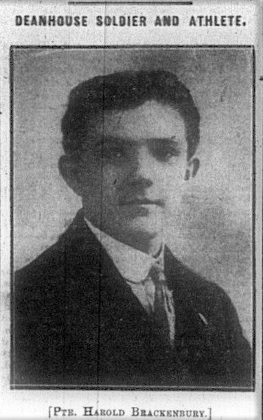 Harold Brackenbury