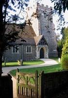 Heckfield Church  Hampshire