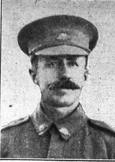 Private Ben Roebuck