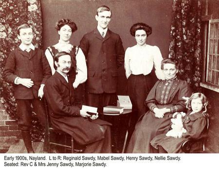 Sawdy family