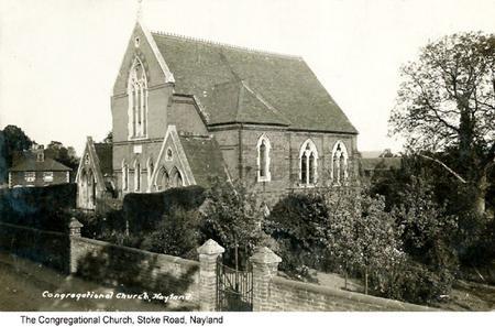 Chapel at Nayland, Suffolk