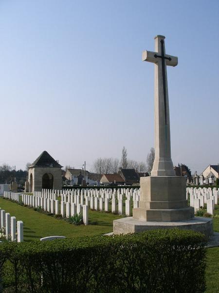 Calais Southern Cemetery, Pas de Calais, France 2