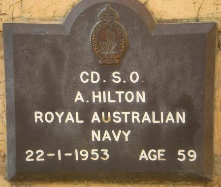 Profile picture for Albert Hilton