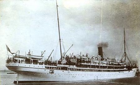 Troopship Plassey