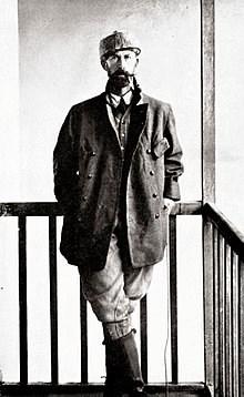 Profile picture for Percy Harrison Fawcett,
