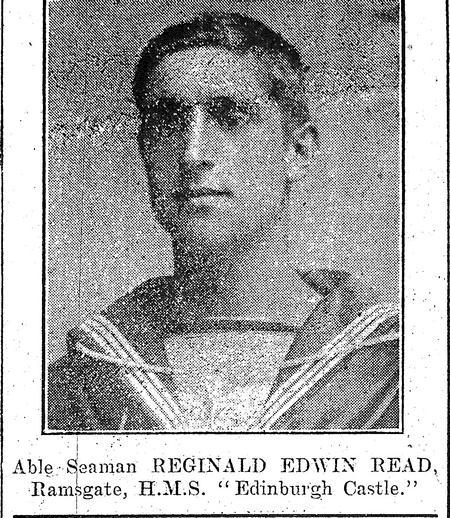 Profile picture for Reginald Edwin Read