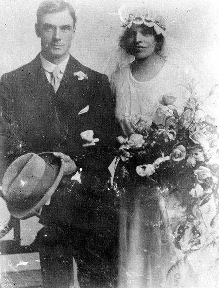 Ball, William Harold and his first wife