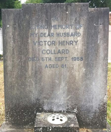 Profile picture for Victor Henry Collard