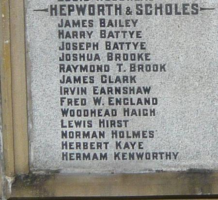 Herman Kenworthy